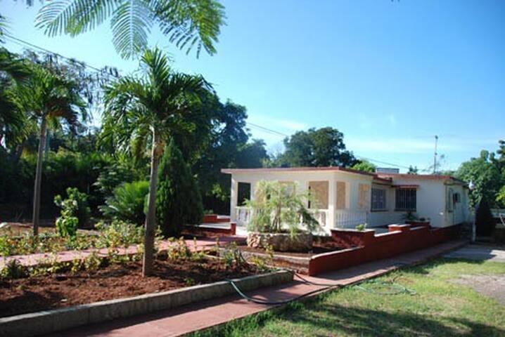 Room for rent in beautiful villa - Havana - House