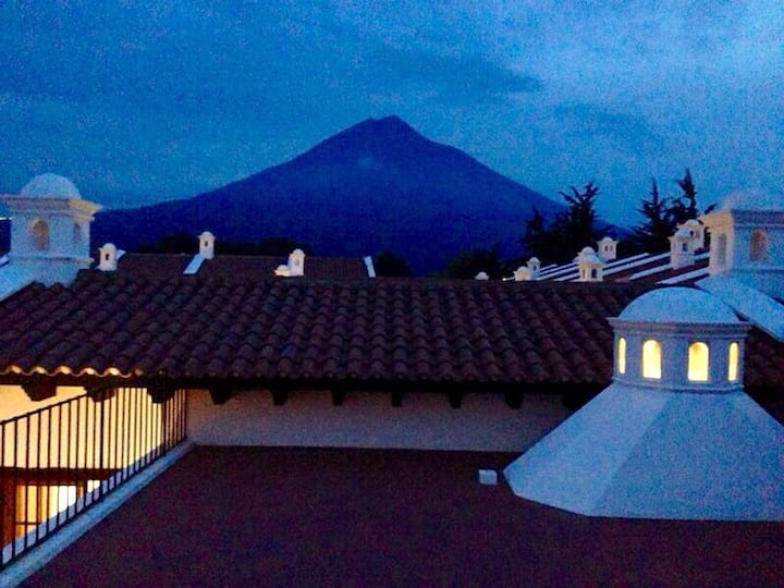 Beautifull home amazing view