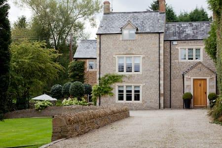 Exquisite house in Upper Oddington - Gloucestershire - Hus