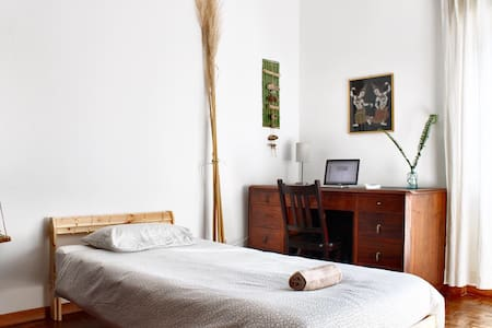 Azores Bagus Surf House _ Monte Verde Single Room