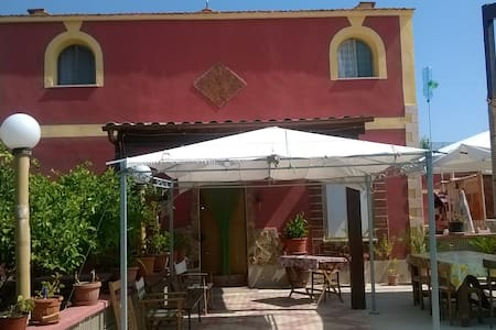 villa pasqualina - Rilievo