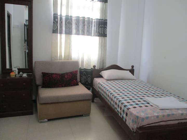 Standard Single AC Room