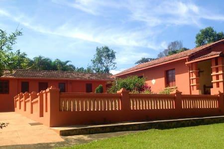 Linda Fazenda mineira - Capão Grosso - Cottage