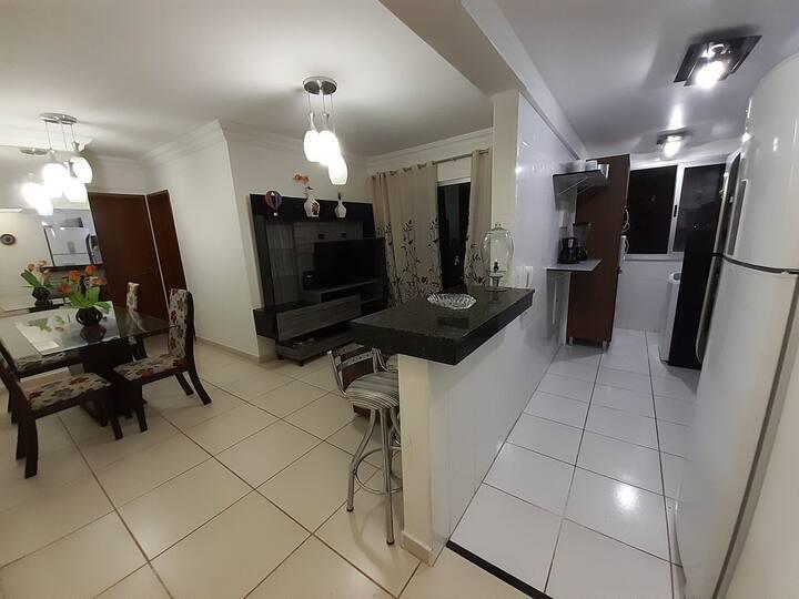 Apartamento Inteiro em Condomínio