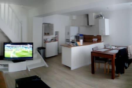 Chambre dans maison de ville proche de Paris - Septeuil
