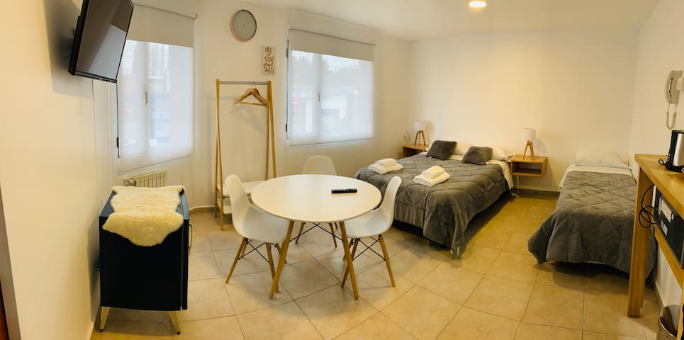 Lindo depto céntrico, beautiful downtown apartment