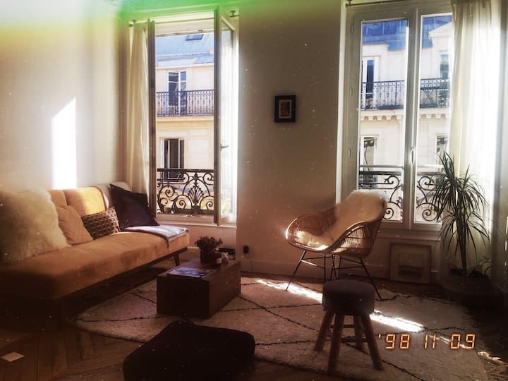 Logement de charme à 15 mn de Montmartre