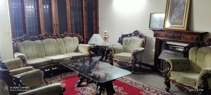 2 Bedrooms with attach bath in Dha Phase 1 Lahore