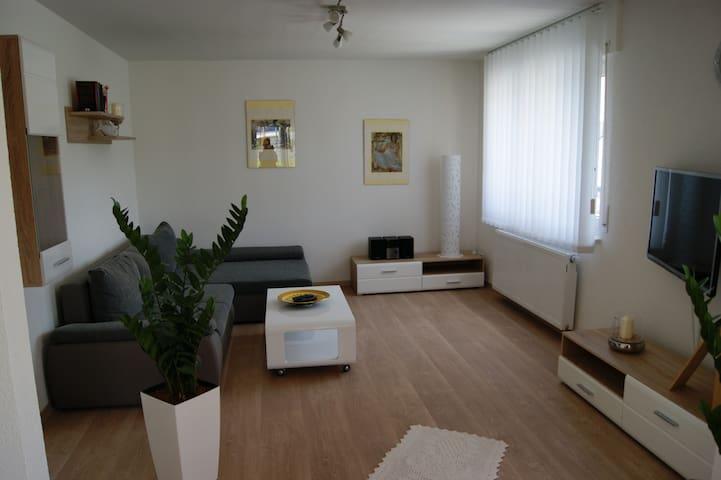 Moderne 4*-Ferienwohnung, 70 qm, Wlan