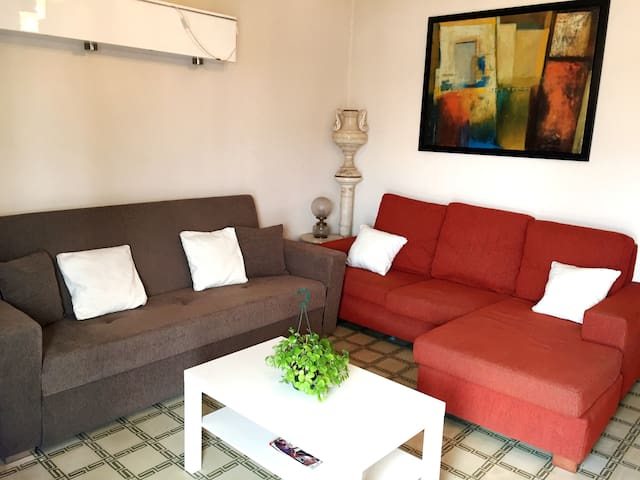apartment on the beach - Calafell - Byt