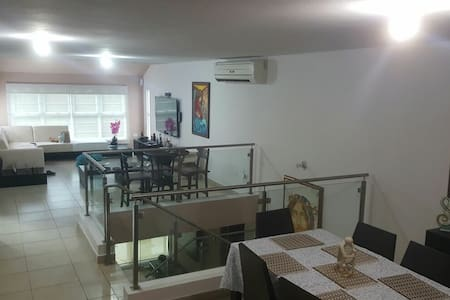 Deluxe apartm 4 bedroom &gym & pool - Guaynabo - Lakás