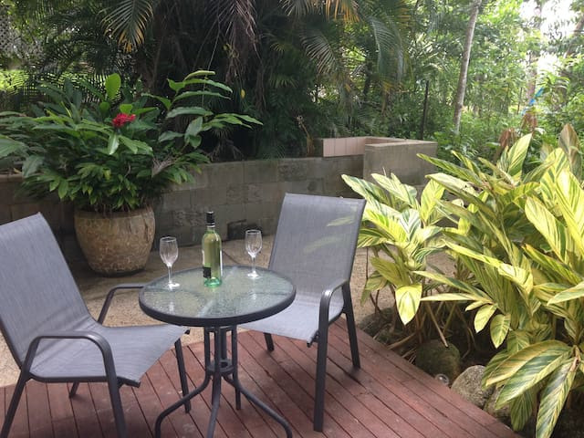 Spacious self contained family-friendly room - Mossman Gorge - House
