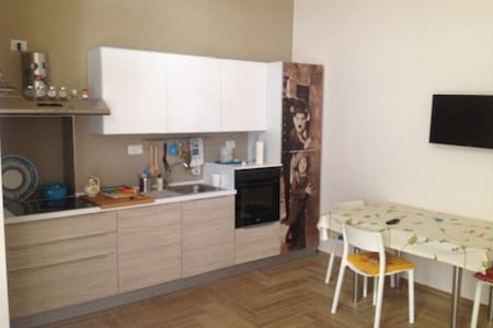 The Blue Station - Holiday home - Molfetta - Lakás