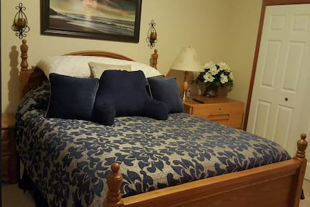 Comfy Private room & Bath - Rosemount - Casa