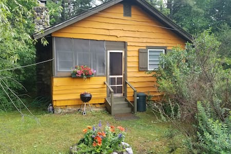 Private Adirondack 1 bedroom Cabin - Johnsburg