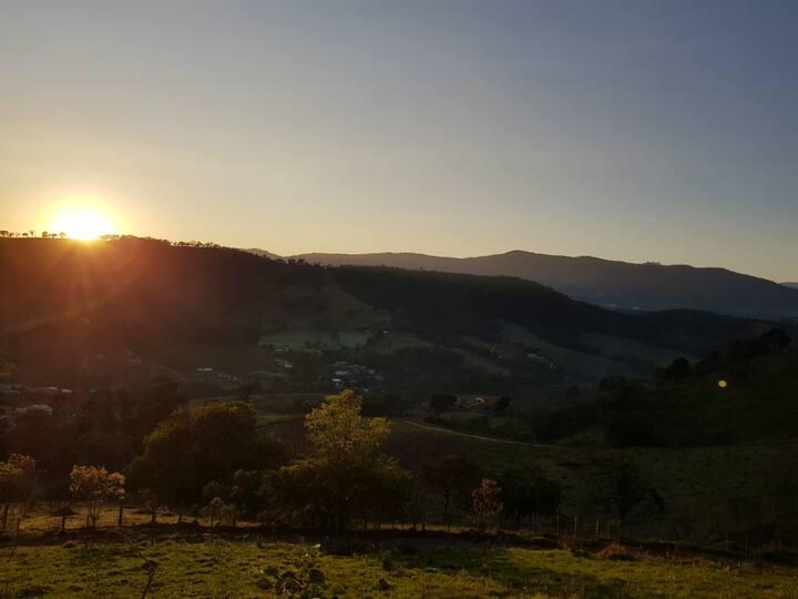 Pousada do Sossego - Chalés nas Montanhas