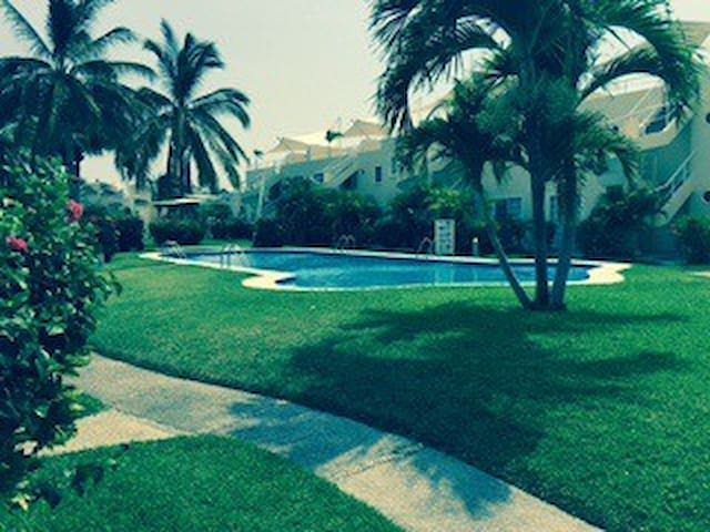 Hermoso Departamento en Acapulco Diamante - Acapulco - Apartment