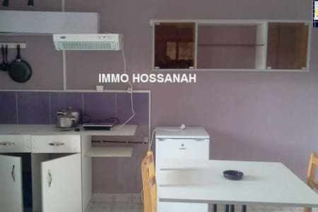 APPARTEMENT   MEUBLE A ANTSAKAVIRO - Alasora - Appartamento