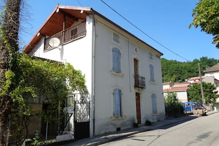 Chambre chez l'habitant - Lesparrou - Rumah