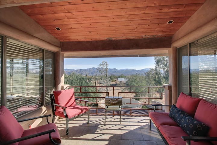 Casita with Kitchen & Private Entrance, Jacuzzi Tub, Dog Friendly, Beautiful Views, Hiking trails!