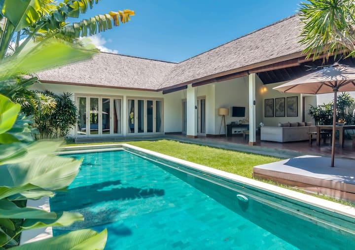 Villa tilu-private villa 3 bedroom