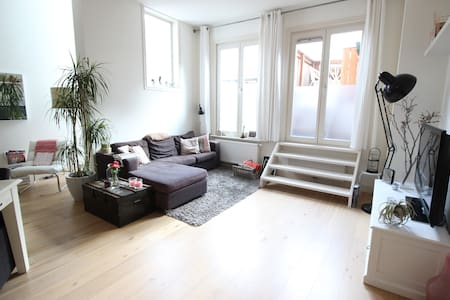 Perfect getaway in the busy centre of Amsterdam - Amsterdam - Apartment