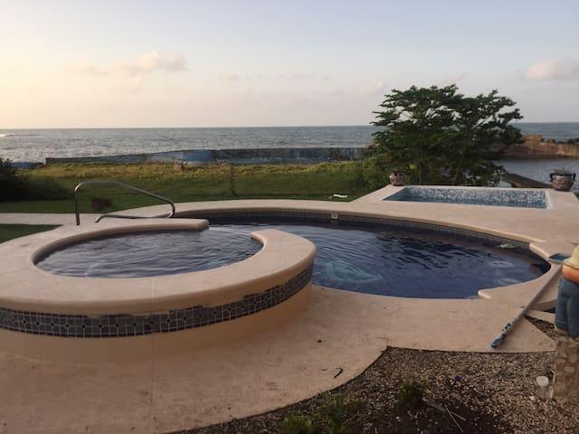 Despertar Frente al Mar - Portobelo - Huis
