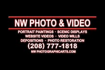 Your Host's Photography Studio and Art Gallery.  1 Mile.  All Air B&B Guests receive 25% Discount on all Wall Displays in Art Gallery or at our B&B. While you are here, get your portrait made. No session fees for Air B&B Guests!!!
