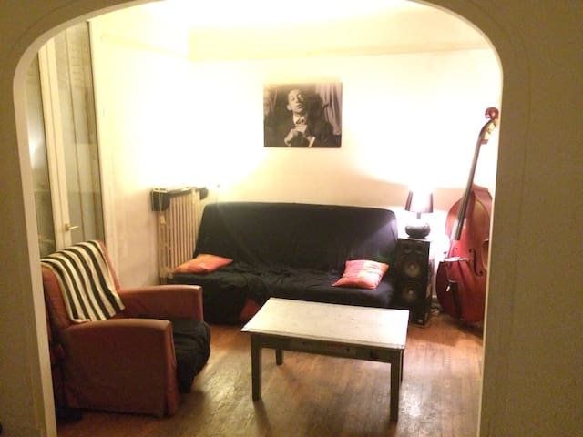 Chambre privée /15 min centre Paris - Cachan - Casa