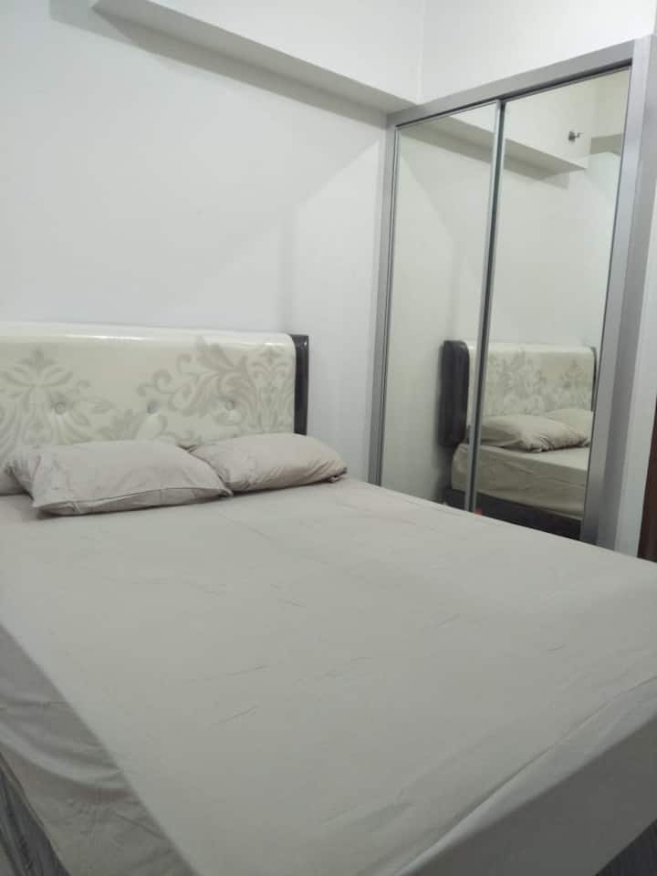 Studio at Apartment Pavilion Permata by Faiza