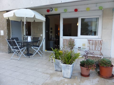 Terrace House - IBG HOME (8 min away from airport)