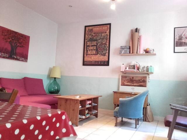 Petite maison centre ville - Nantes - House