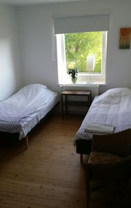 Dejligt værelse i lejlighed - Holeby - Apartment