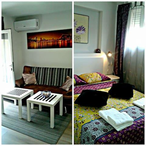 Apartamento acogedor con terraza en Toledo
