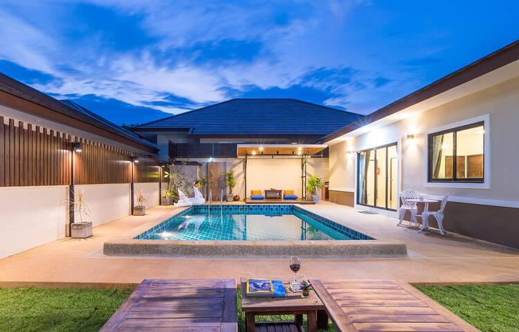 Blue Nara Private Pool Villa Krabi
