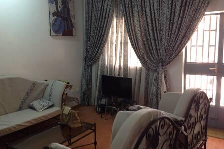 Villas cosy quartier Zogona - Ouagadougou