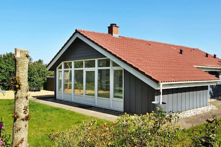 Peaceful Holiday Home in Hemmet With Private Terrace