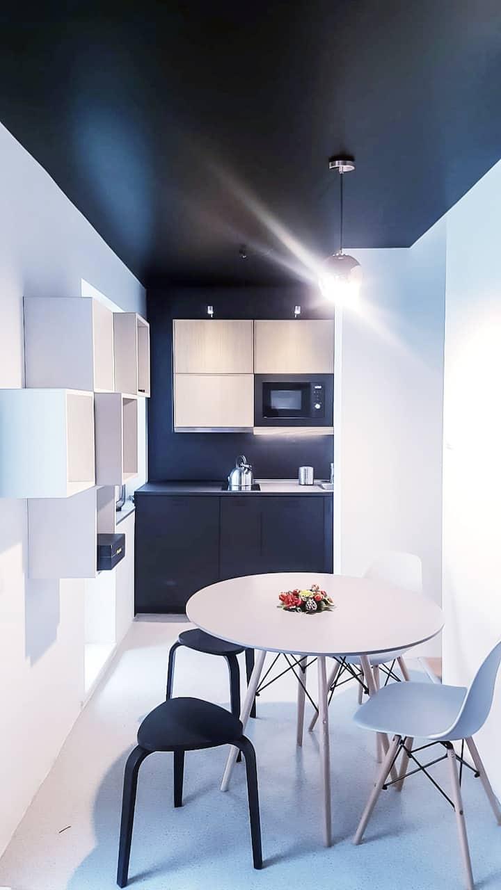 Architects flat/studio