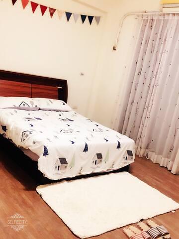 雙人床(Double Bed)