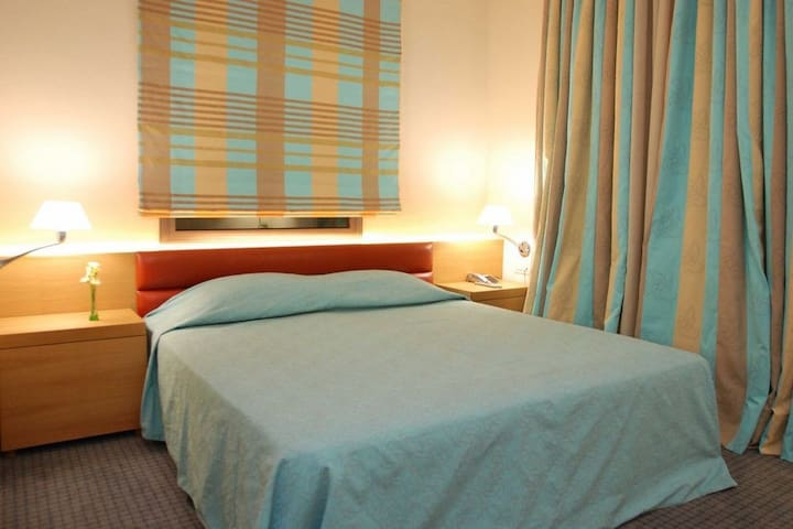 Palladion Boutique Hotel | Deluxe Triple Room