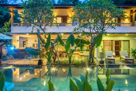 Seductive forest villa by the beach - Syd Kuta - Villa