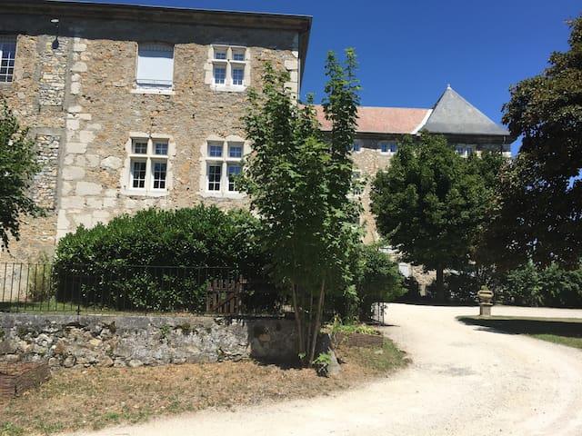Bel appartement dans château du XVIeme