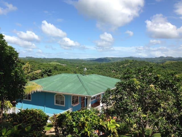 Guasacate Popoyo Rental with sweeping ocean views