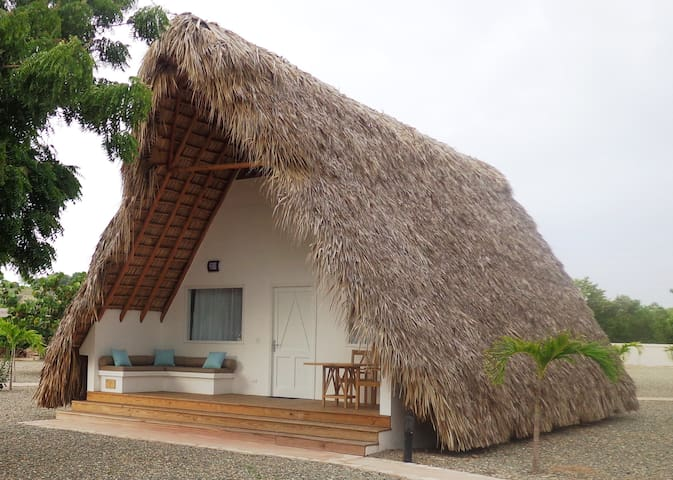 Bungalow standard sea view - Punta Rucia - Bed & Breakfast
