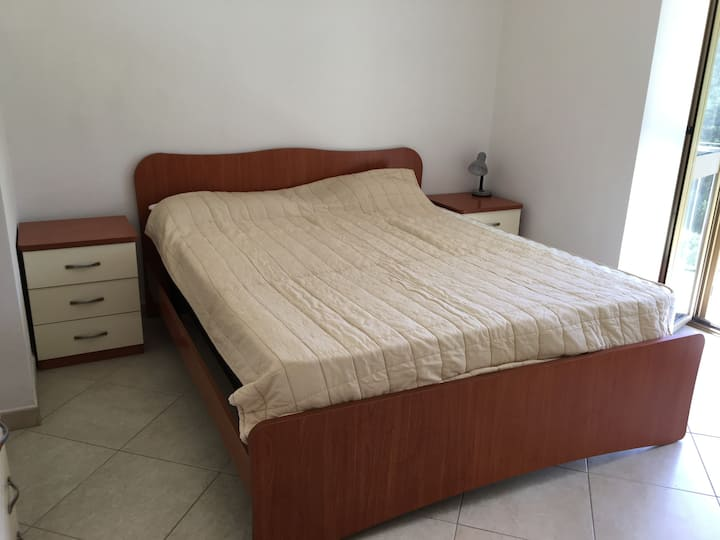 Cozy large appartment in peacefull rural area