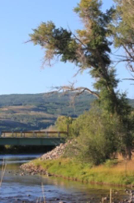 The Bear River