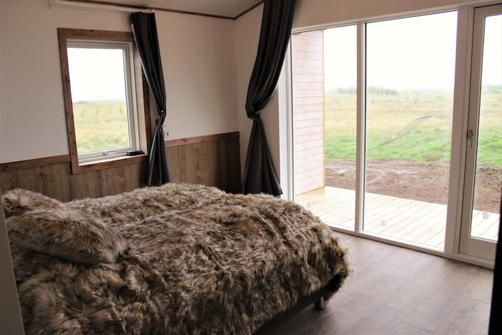 Double room in a quiet country house