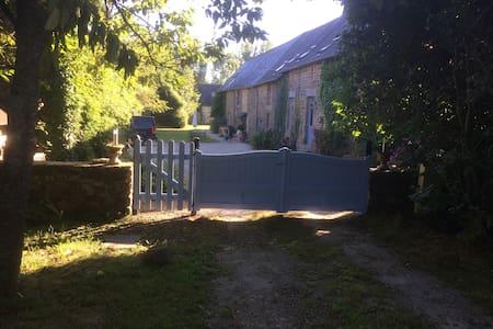 Jolie Grange 2 bed detatched gite - Larchamp - House