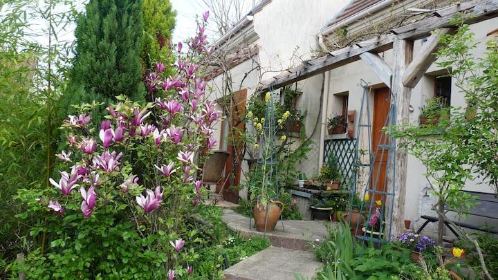 Chambre spacieuse proche de Paris
