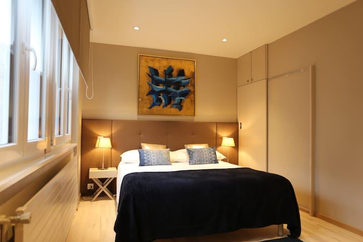 Chambre premium-Hôtel Excelsior-offre long séjour